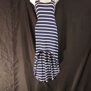 One Clothing Striped Maxi Dress